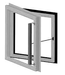 Okno oddymiające